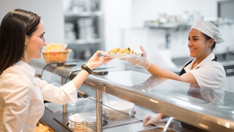 School and Workplace Catering