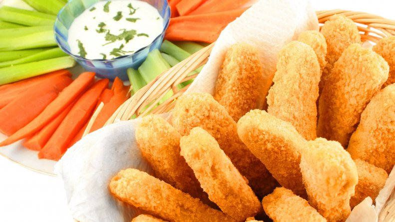 Chicken Fingers 375g